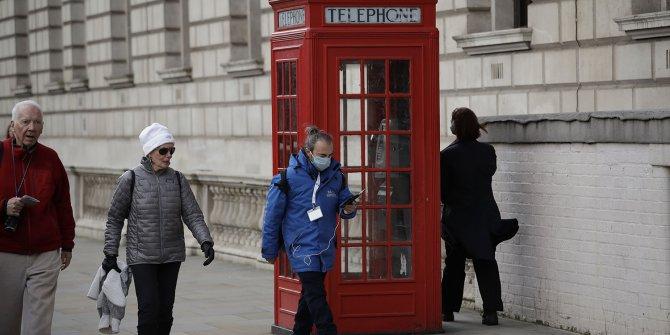 İngiltere'de korona virüsten ölü sayısı 45 bini geçti