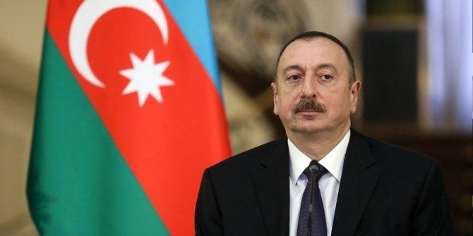 Azerbaycan Cumhurbaşkanı Aliyev: Ermenistan faşist bir devlet