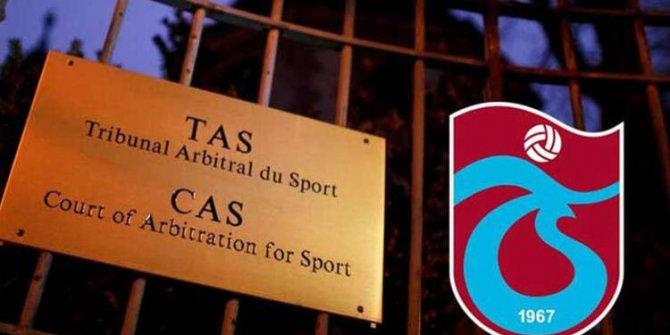 CAS'ın Trabzonspor kararı ne zaman açıklanacak?
