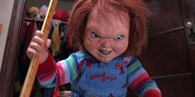 Chucky dizi oluyor: Tarih belli oldu