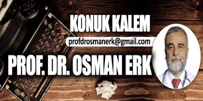 Covıd-19'da doğru bilinen yanlışlar / Prof. Dr. Osman Erk