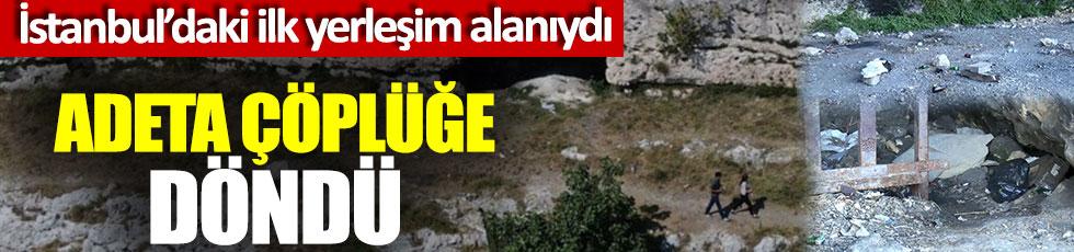 İstanbul'da ilk yerleşim alanıydı, adeta çöplüğe döndü