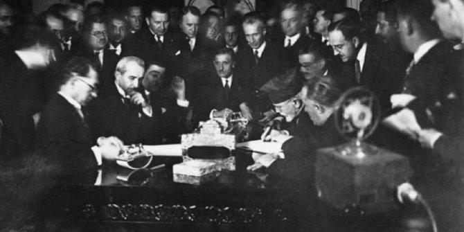 Lozan Antlaşması nedir?