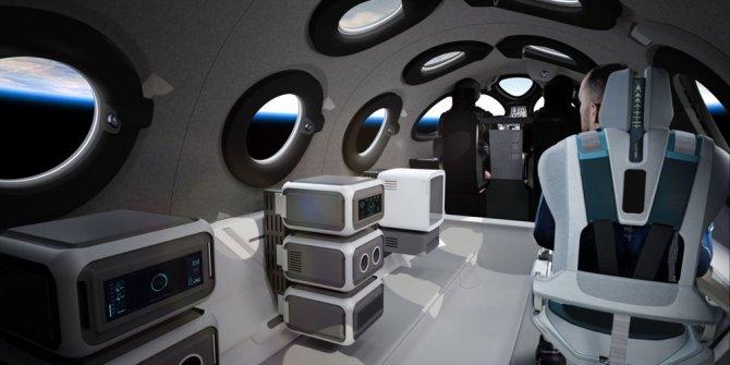 Uzaya turist taşıyacak!