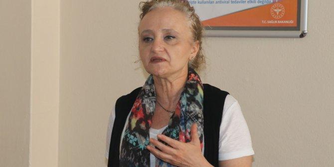 Bilim Kurulu Üyesi Prof. Yeşim Taşova isyan etti: O görüntüleri ...