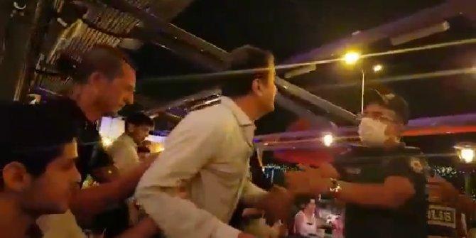 Hatay Baro Başkanı Ekrem Dönmez'i gözaltına aldılar! Kim haklı ...