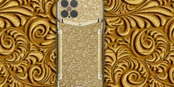 Altın kaplama iPhone 12'ler ön siparişe açıldı