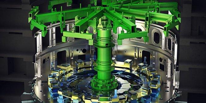 Uluslararası Termonükleer Deney Reaktörü (ITER) nedir