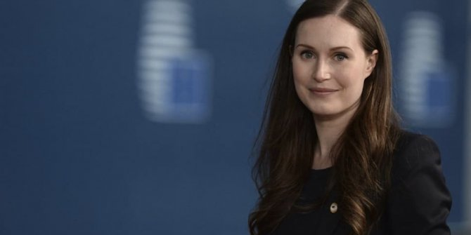 Finlandiya Başbakanı Sanna Marin evlendi