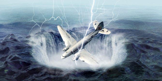 Okyanus bilimci Dr. Simon Boxall açıkladı! 'Bermuda şeytan üçgeni' sır olmaktan çıkıyor
