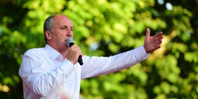 Günlerdir yeni parti kuracağı iddia ediliyordu: Muharrem İnce'den yeni açıklama geldi