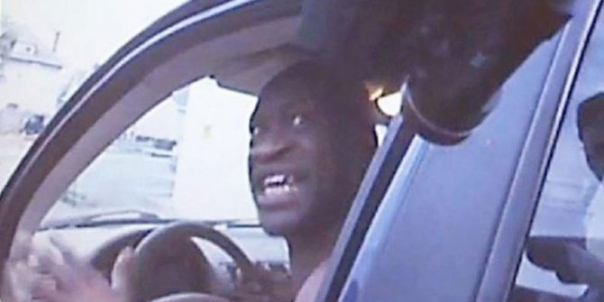 ABD'yi ayağa kaldıran George Floyd cinayetinin yeni görüntüleri ortaya çıktı: Ölmeden önce polislere böyle yalvarmış