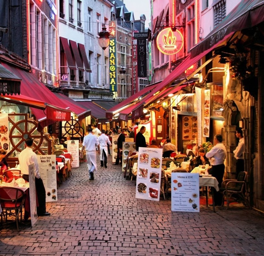 Avrupa'nın göbeğindeki restoranlar ile ilgili korkutan tahmin