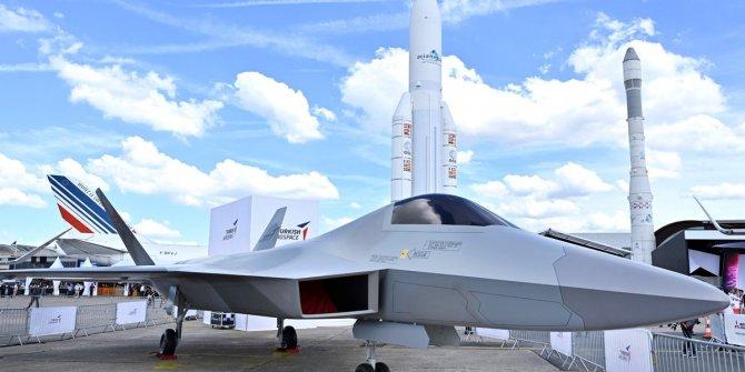 Milli Muharip Uçak (MMU) çalışmalarına hız verildi: F-16'ların yerini alacak