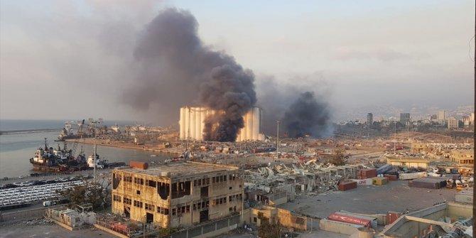 Lübnan Hizbullah'ından patlama ile ilgili açıklama