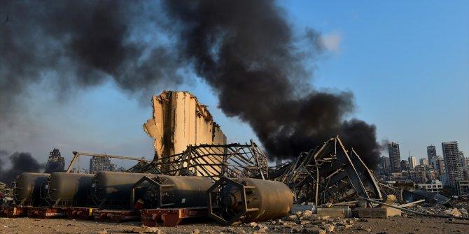 Lübnan Sağlık Bakanı: Patlamada 30 kişi öldü, 2 bin 500 kişi yaralandı