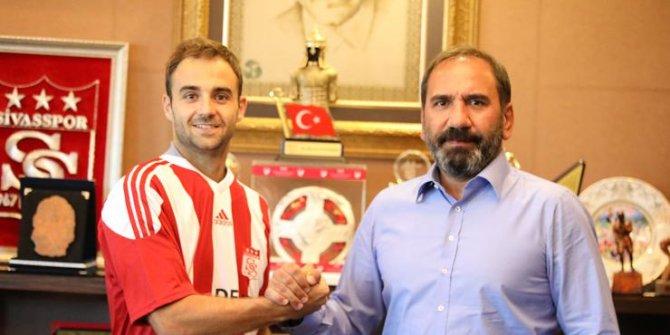 Sivasspor, Jorge Felix'i kadrosuna kattı