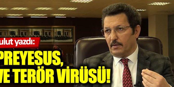Ghebreyesus, aşı ve terör virüsü!