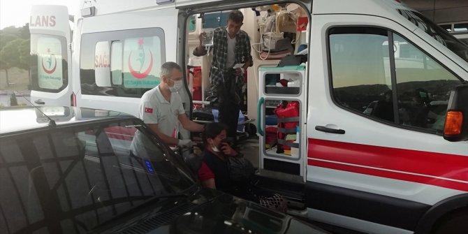 Zonguldak'ta fındık işçileri gıdadan zehirlendi