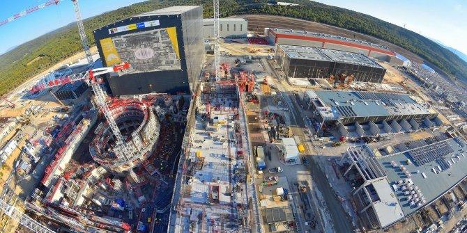 Dünyanın en büyük nükleer füzyon projesi yapım aşamasında