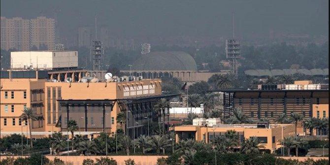 Bağdat'taki Yeşil Bölgeye füze saldırısı