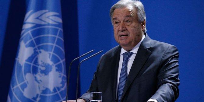 Birleşmiş Milletler'den Lübnan'a taziye mesajı