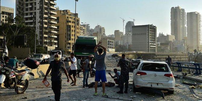 Katar, Irak ve Ürdün'den Lübnan'a sahra hastanesi