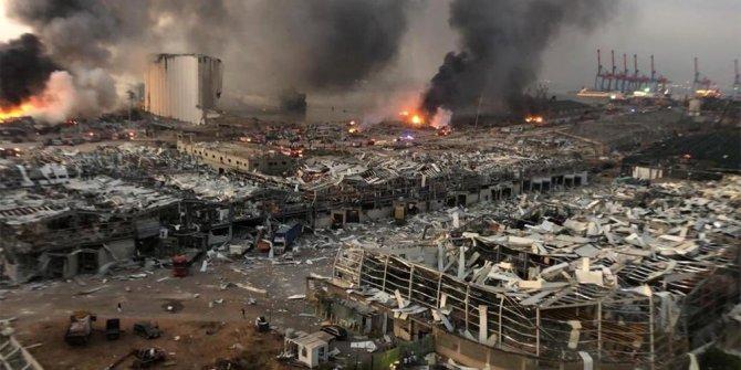Lübnan'daki patlama ile ilgili bir iddia daha! Beyrut'u patlatan kargo Batum'dan