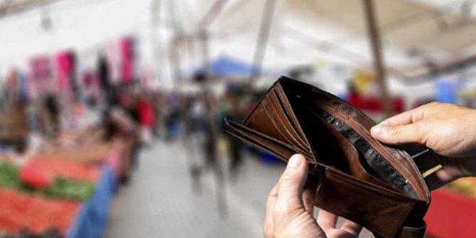 Ekonominin ne halde olduğunu gösteren rakamlar: Yoksulluk sınırı 10 bin liranın üzerine çıktı