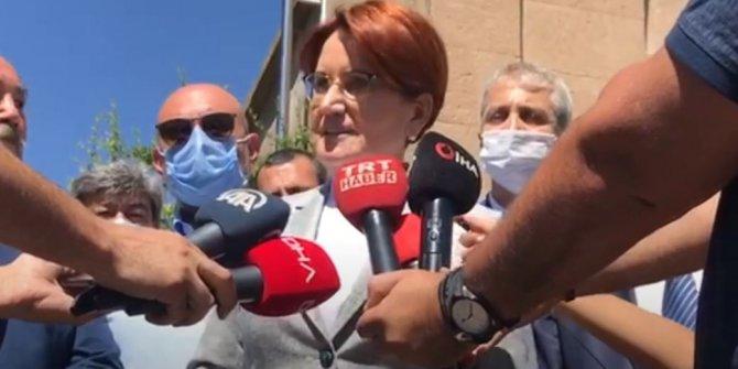 """Meral Akşener'den Bahçeli'nin """"evine dön"""" çağrısına yanıt"""