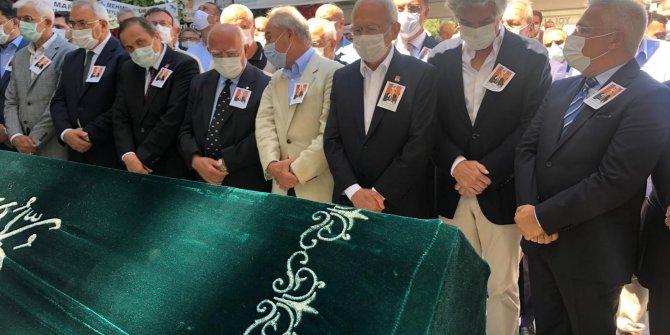 Kılıçdaroğlu,  iş insanı, siyasetçi Murtaza Çelikel'in cenazesine katıldı