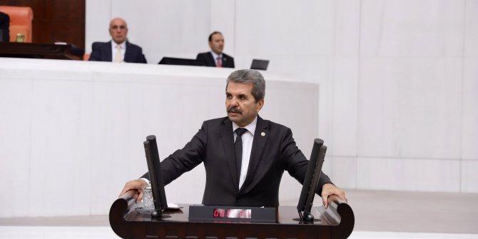 İYİ Partili Bahşi'den faturalarla ilgili soru önergesi