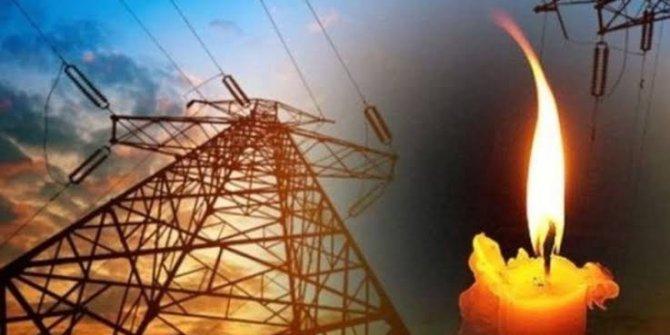 6 Ağustos Perşembe İstanbul elektrik kesintisi! İstanbul'da elektrik kesintisi yaşanacak ilçeler