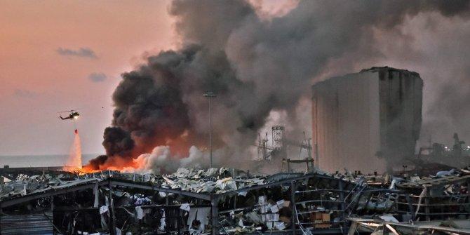 İsrailli siyasetçiden Beyrut'taki patlamayla ilgili rezalet sözler!