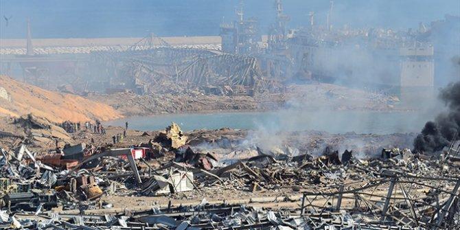 Beyrut'u yerle bir eden patlamaya neden olan amonyum nitratın sahibi ortaya çıktı
