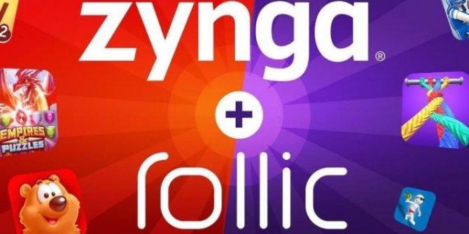 ABD'li Zynga, Türk oyun firması Rollic Games'i 168 milyon dolara satın aldı