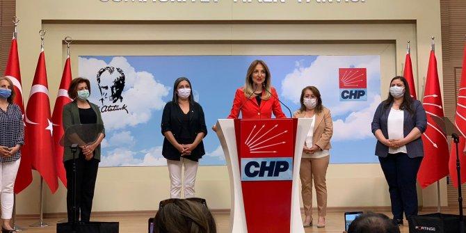 Aylin Nazlıaka  CHP Kadın Kolları Genel Başkanlığı'na adaylığını açıkladı