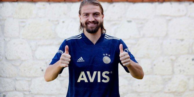 Caner Erkin, resmen Fenerbahçe'de