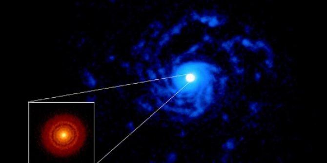 Yeni gezegenler ürettiği düşünülüyor! İlginç keşif… Tuhaf yıldızdan 'gizemli yapılar' uzanıyor