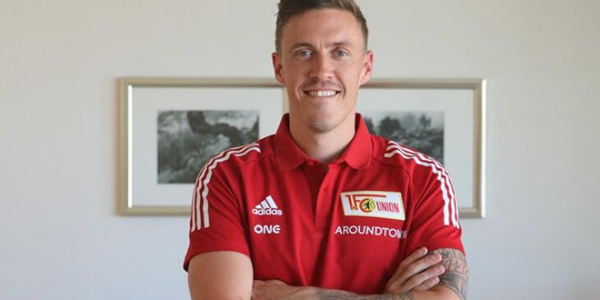 Max Kruse, Union Berlin'e transfer oldu