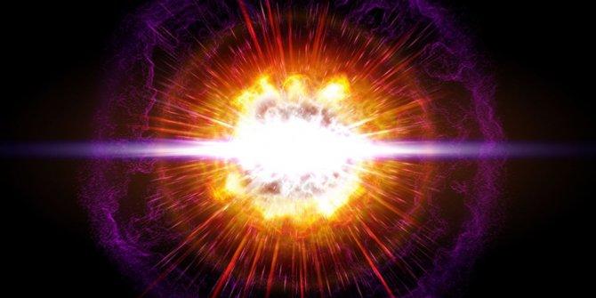 Bilim insanları duyurdu! Evrende şimdi de kalsiyum patladı