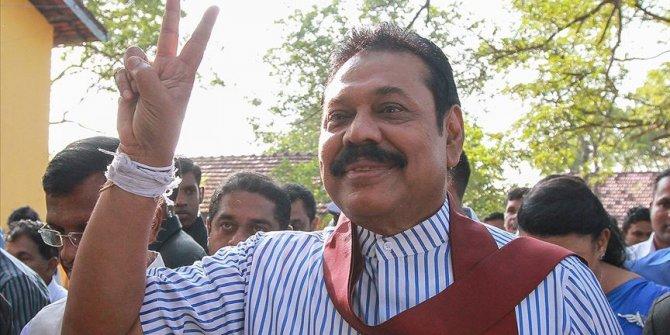 Sri Lanka'da zafer Rajapaksa'nın