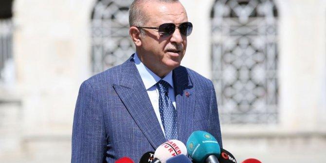 Erdoğan'dan Meral Akşener'e flaş çağrı
