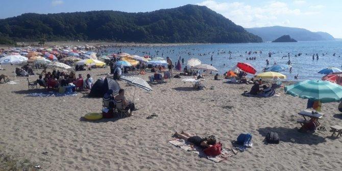 Hasta sayısı artınca karar alındı: Kentteki plajlara kısıtlama getirildi