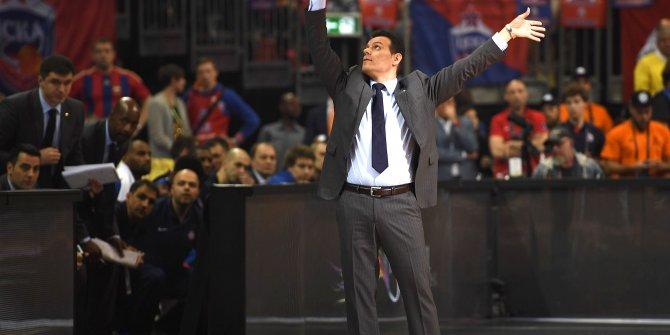 CSKA Moskova Başantrenörü Itoudis koronavirüse yakalandı