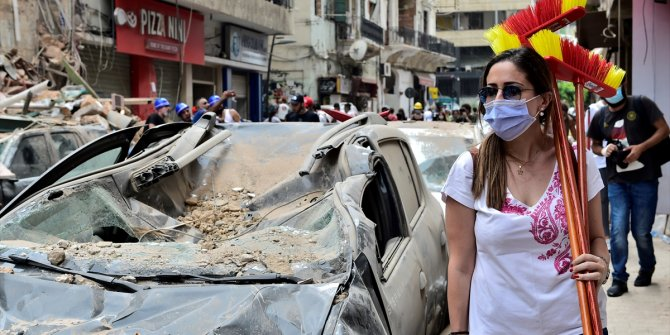 Beyrut'ta ölü ve yaralı sayıları artıyor