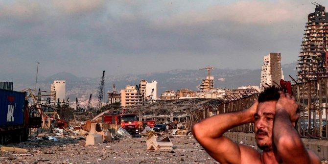 Beyrut'taki patlamada can kaybı 154'e çıktı