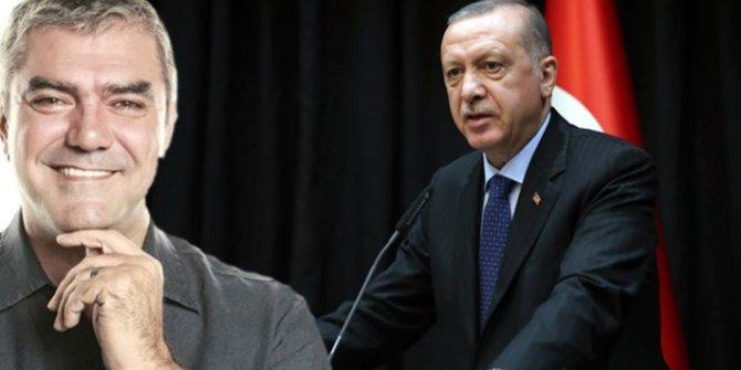 Yılmaz Özdil'den Erdoğan'a gönderme: Cumhurbaşkanı adayını açıkladı