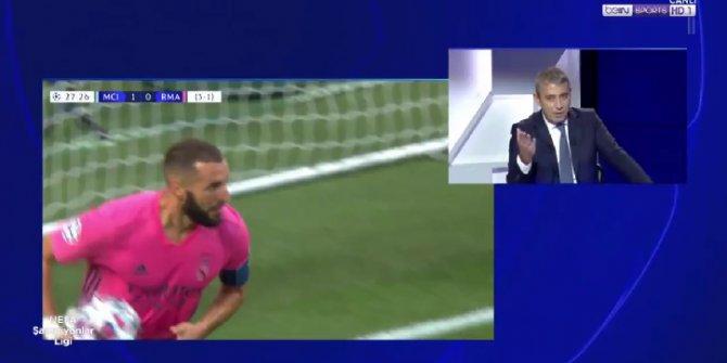 """Melih Şendil'den canlı yayında cinsiyetçi sözler: """"Futbolda kadınlar olmamalı"""""""