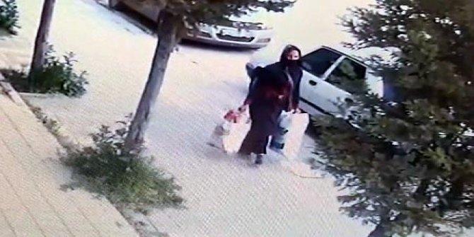 Bir ilginç hırsızlık: Girdiği evin tül perdelerini çaldı